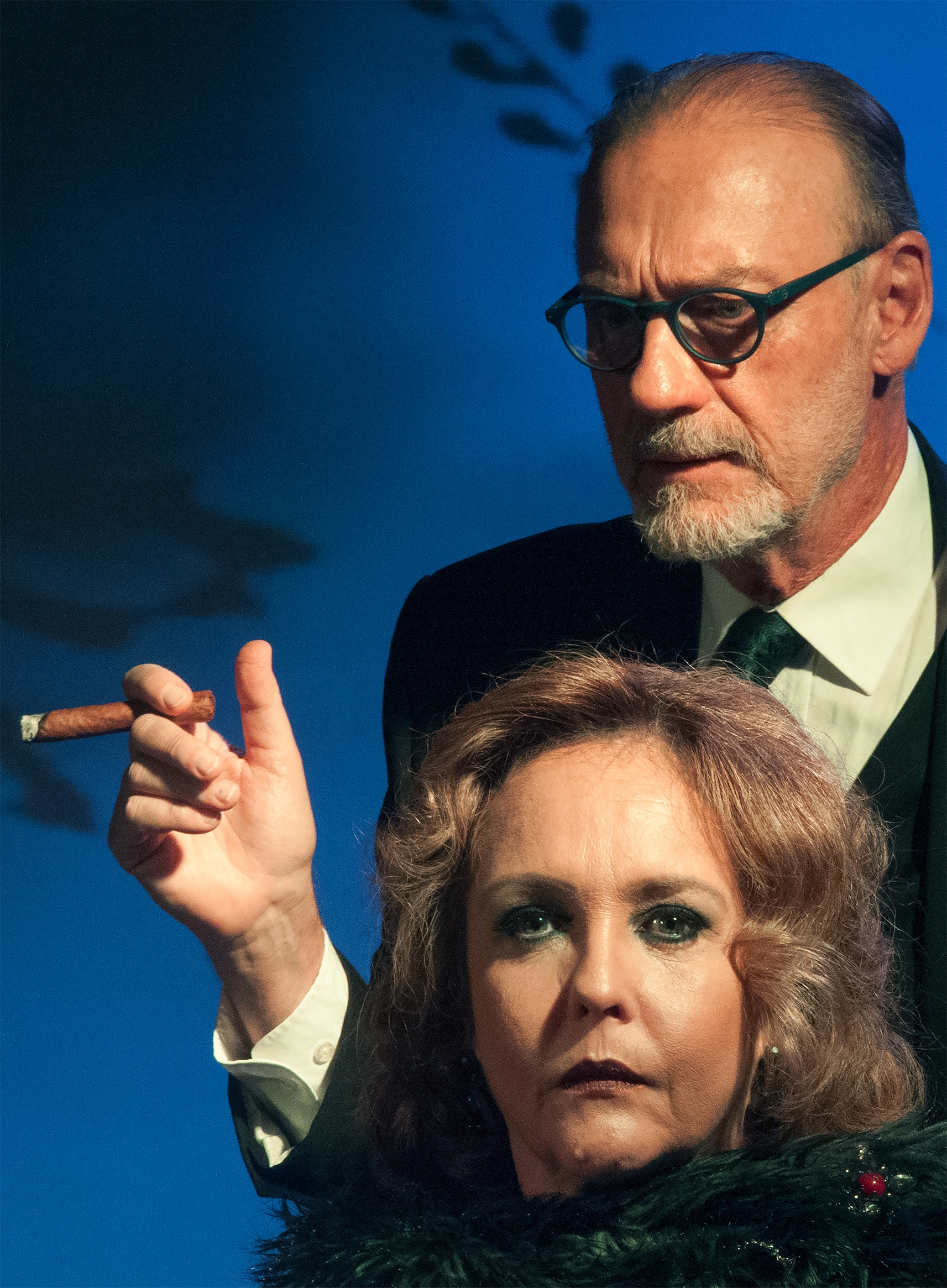 Hilda e Freud chega a Goiânia para sessão única