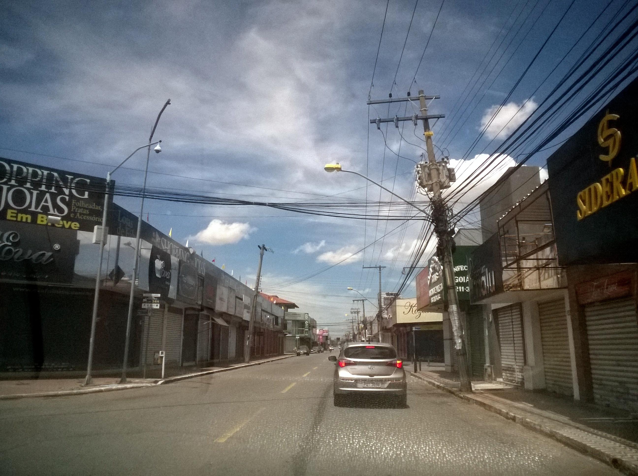 """""""Triste decadência da Bernardo Sayão"""""""
