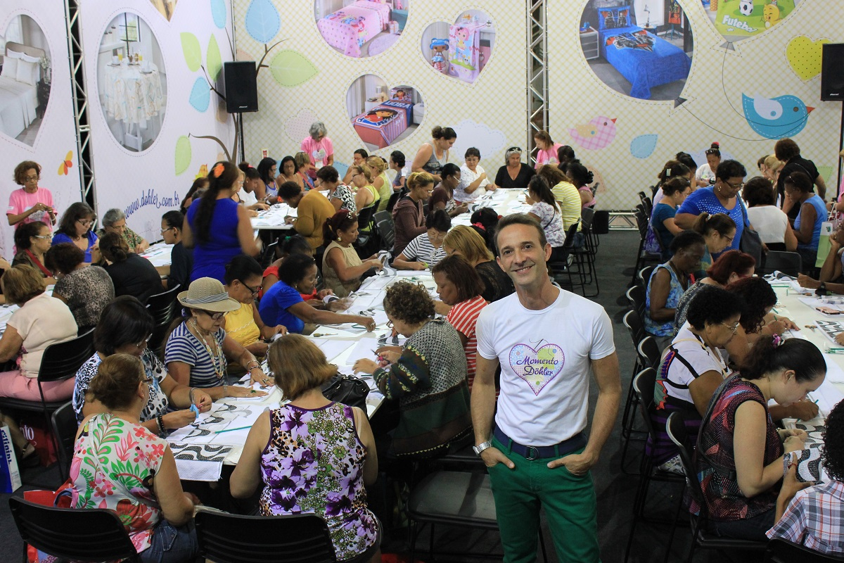 Marcelo Darghan oferece curso de artesanato