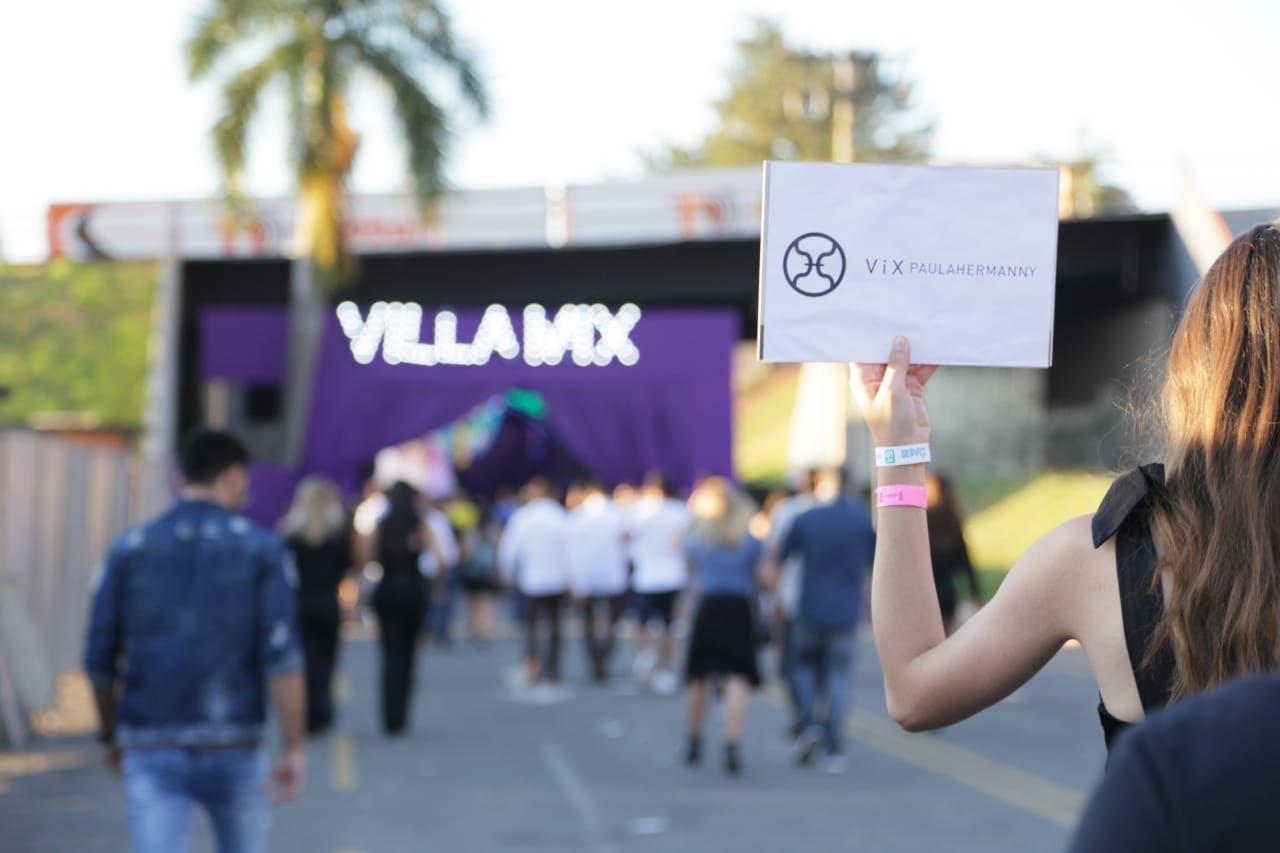 Camarote exclusivo agita VillaMix Festival