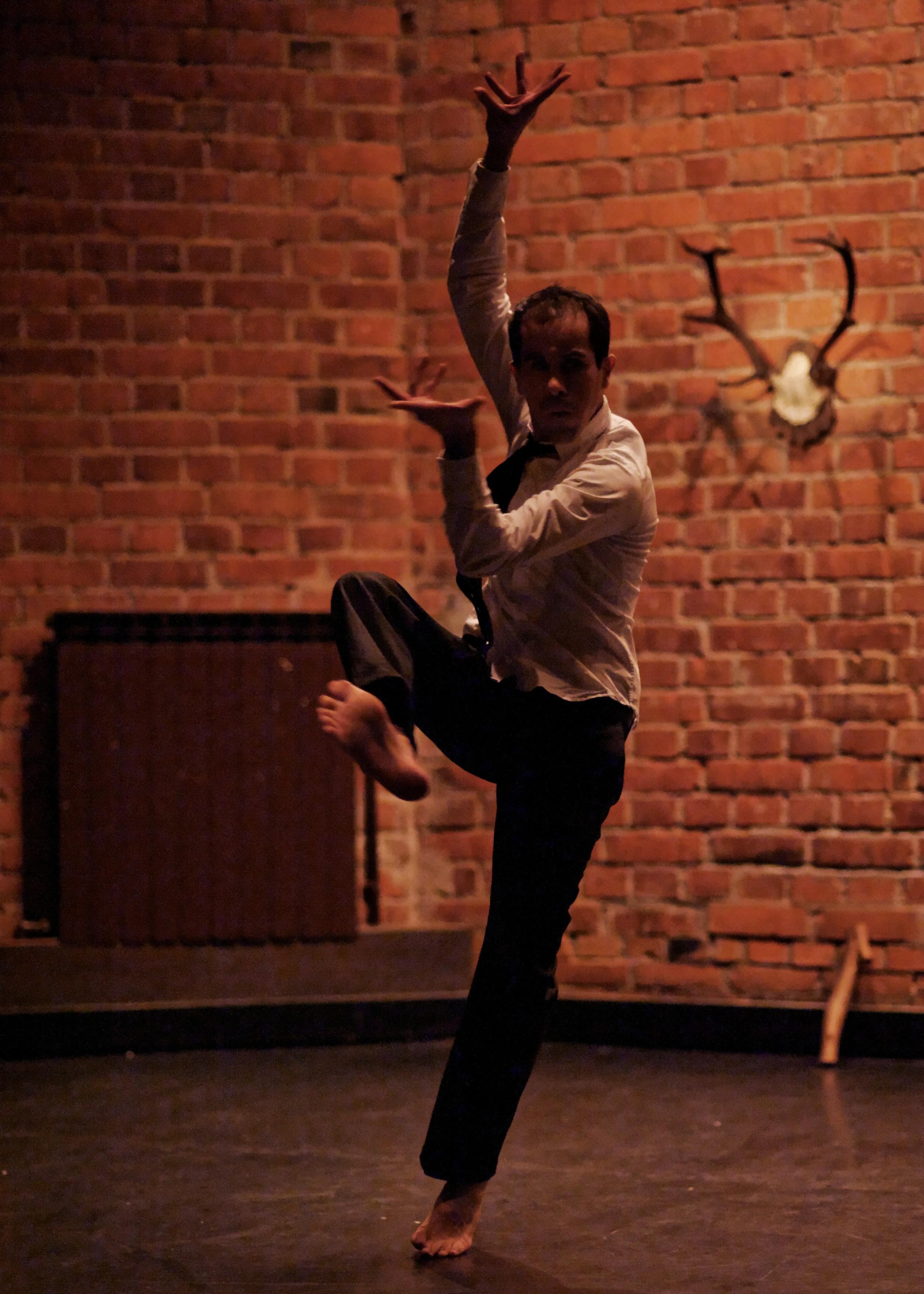 Dança contemporânea da Espanha vem a Goiânia