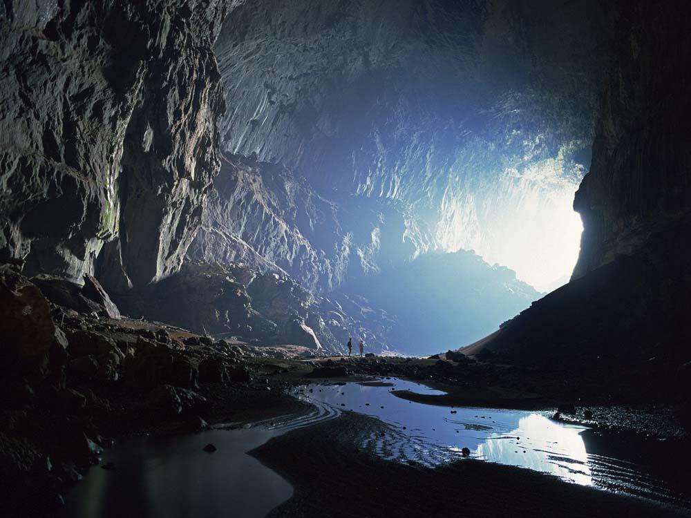 """""""Já fiz expedição em caverna mas não volto nunca mais"""""""