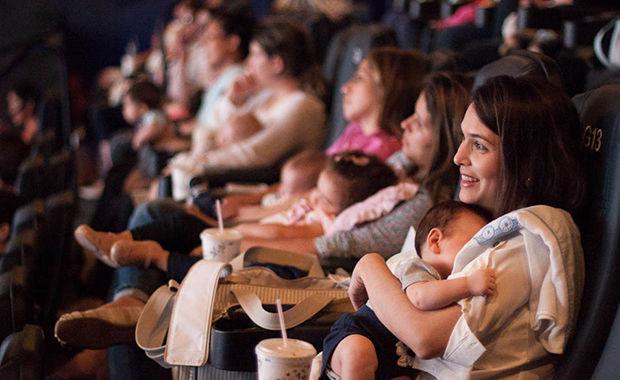 Flamboyant oferece sessão do CineMaterna, quarta-feira (23)