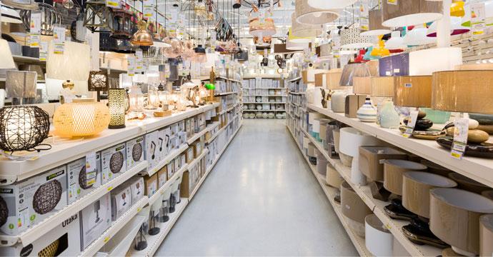 Promoção de loja de decoração agita julho