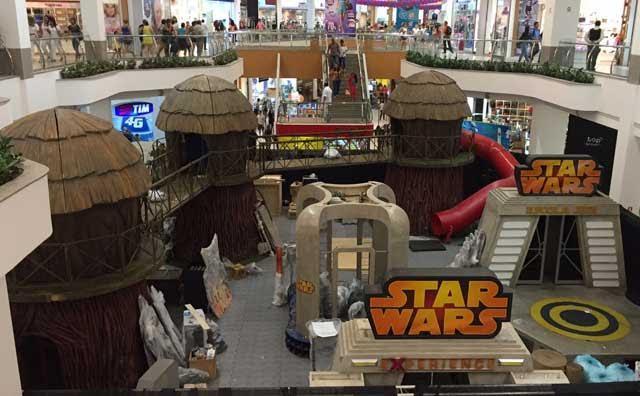 Goiânia será casa dos Ewoks nestas férias