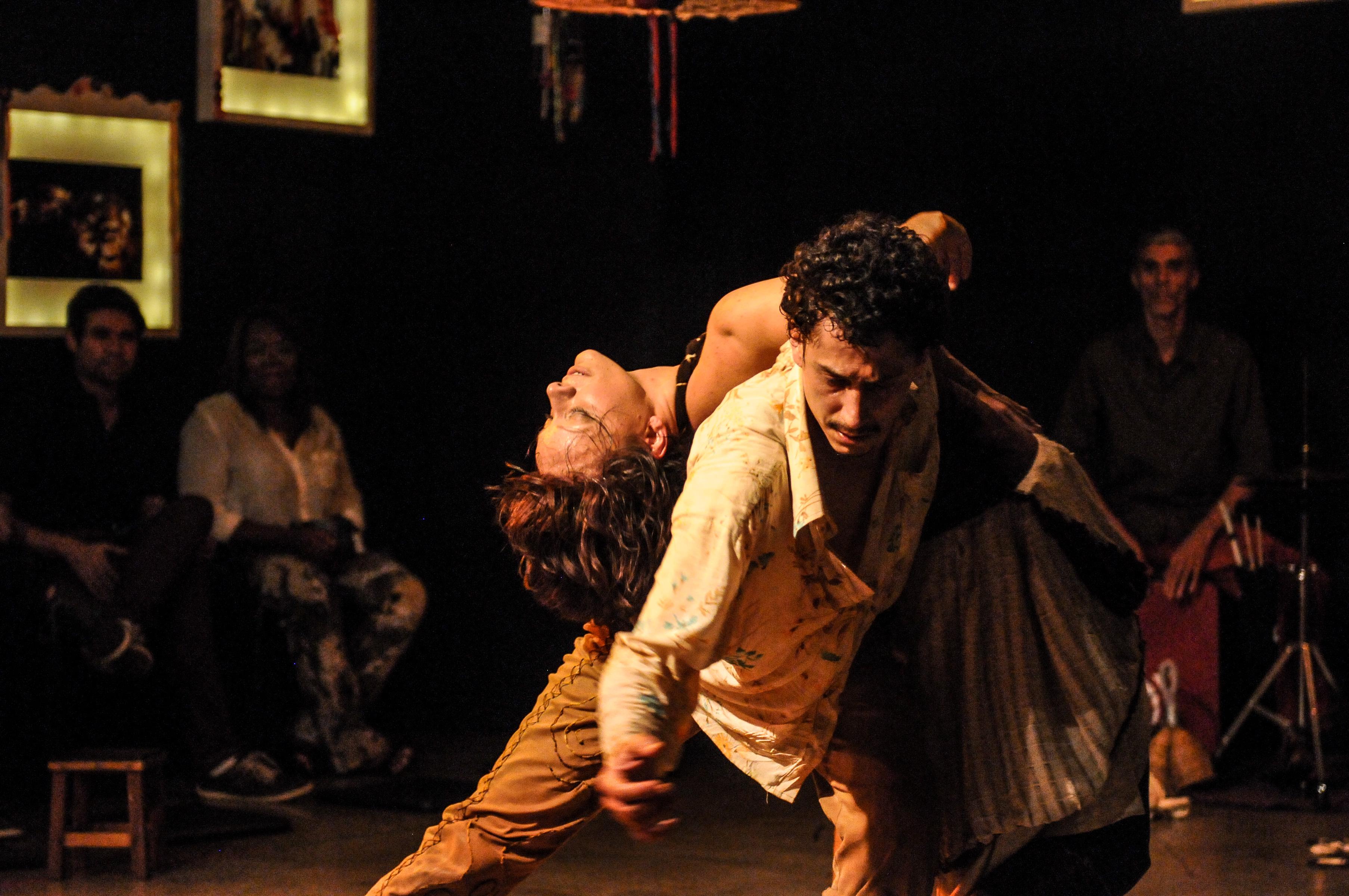 Vila Vida recebe espetáculo de dança