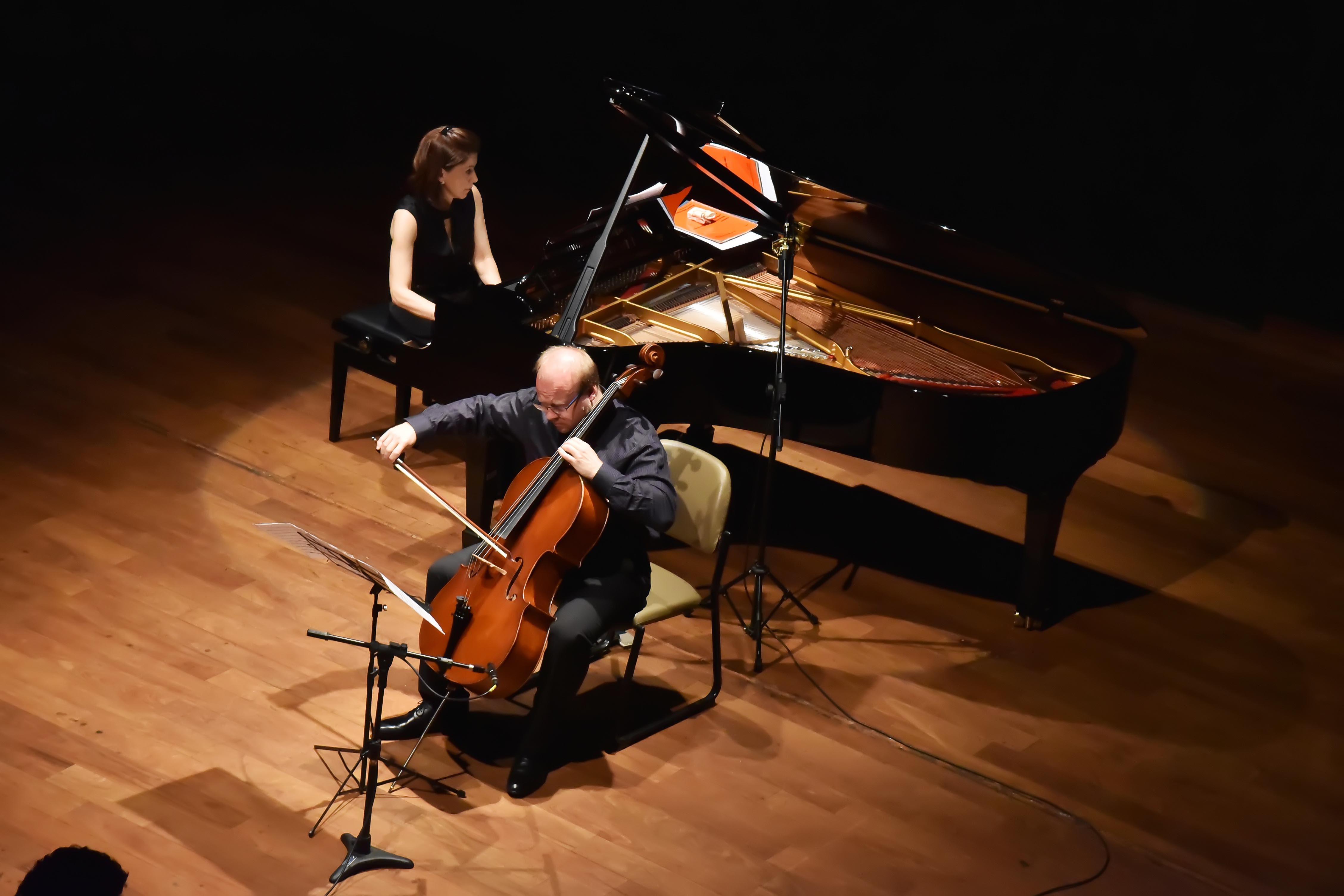 Concertos UFG terá Ana Flávia Frazão e Bernhard Lörcher