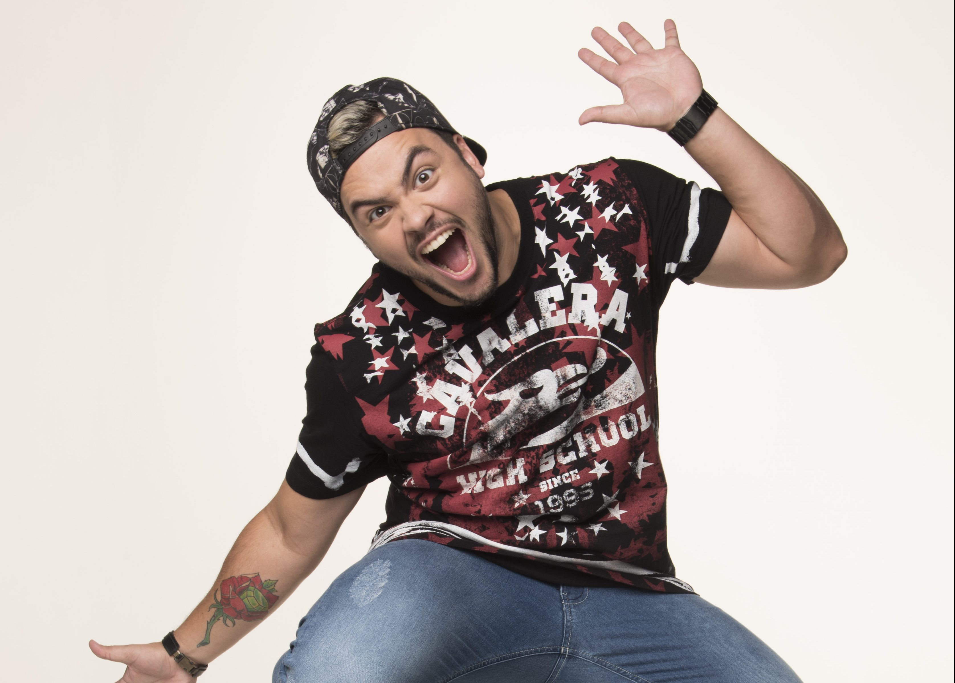 Luccas Neto, da banheira de Nutella, se apresenta em Caldas Novas