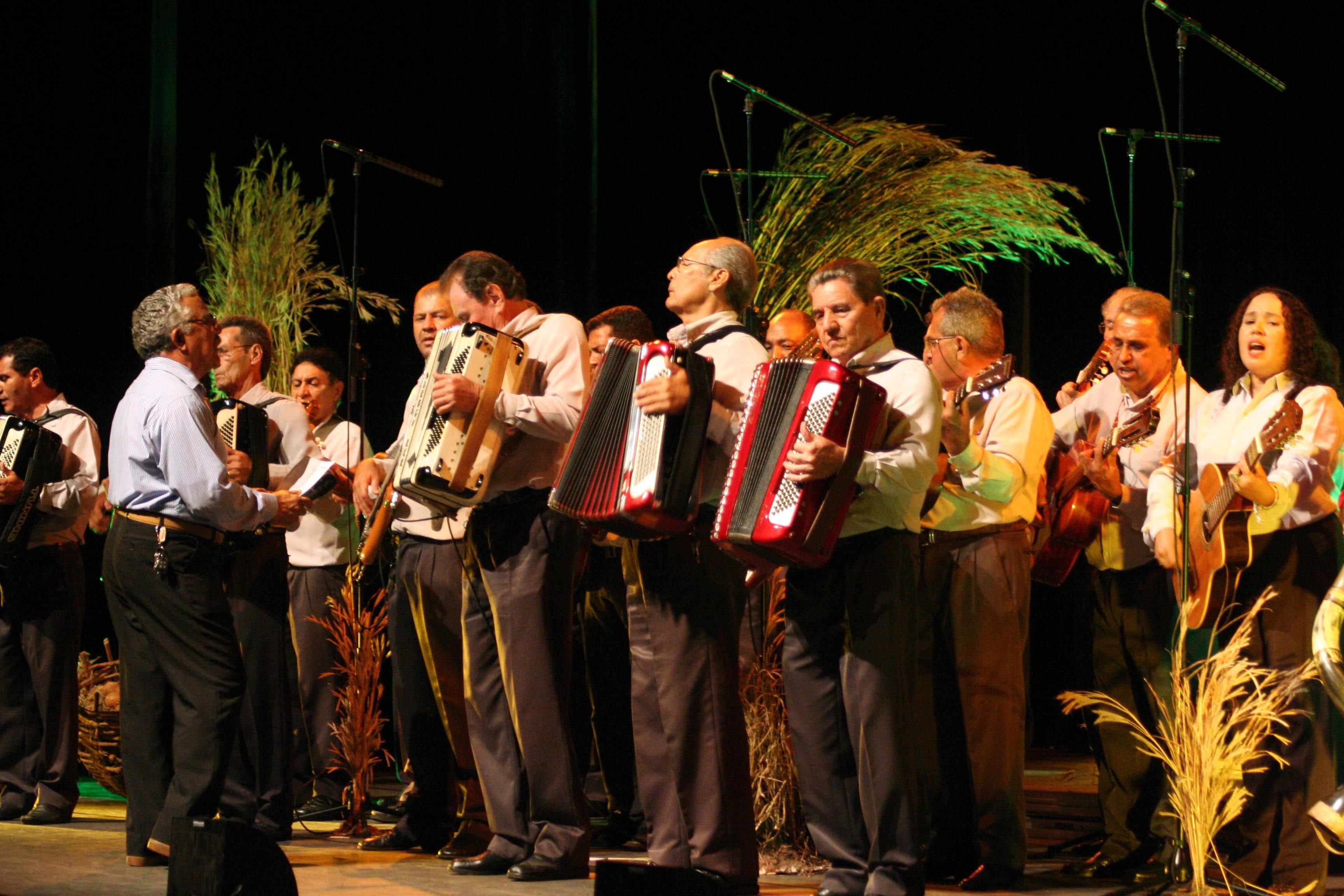 Orquestra de Violeiros de Goiás apresenta clássicos da música brasileira