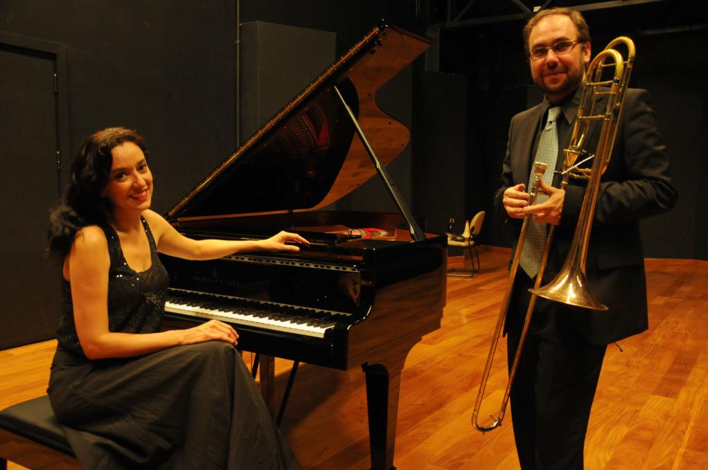 Recital gratuito de piano e trombone celebra 129 de Cora Coralina