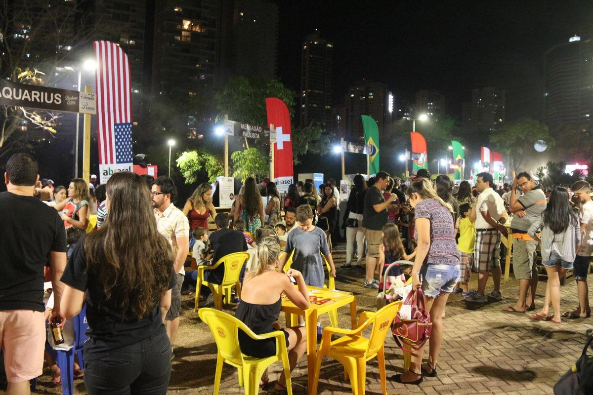 Culinária internacional e atrações culturais são destaque na 3º edição da Festa das Nações