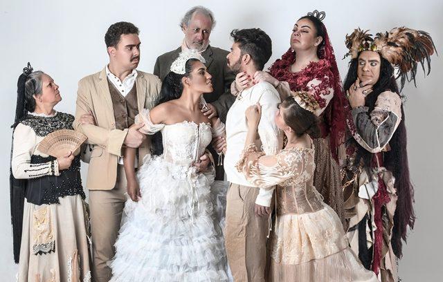 Peça de García Lorca chega ao Teatro Goiânia