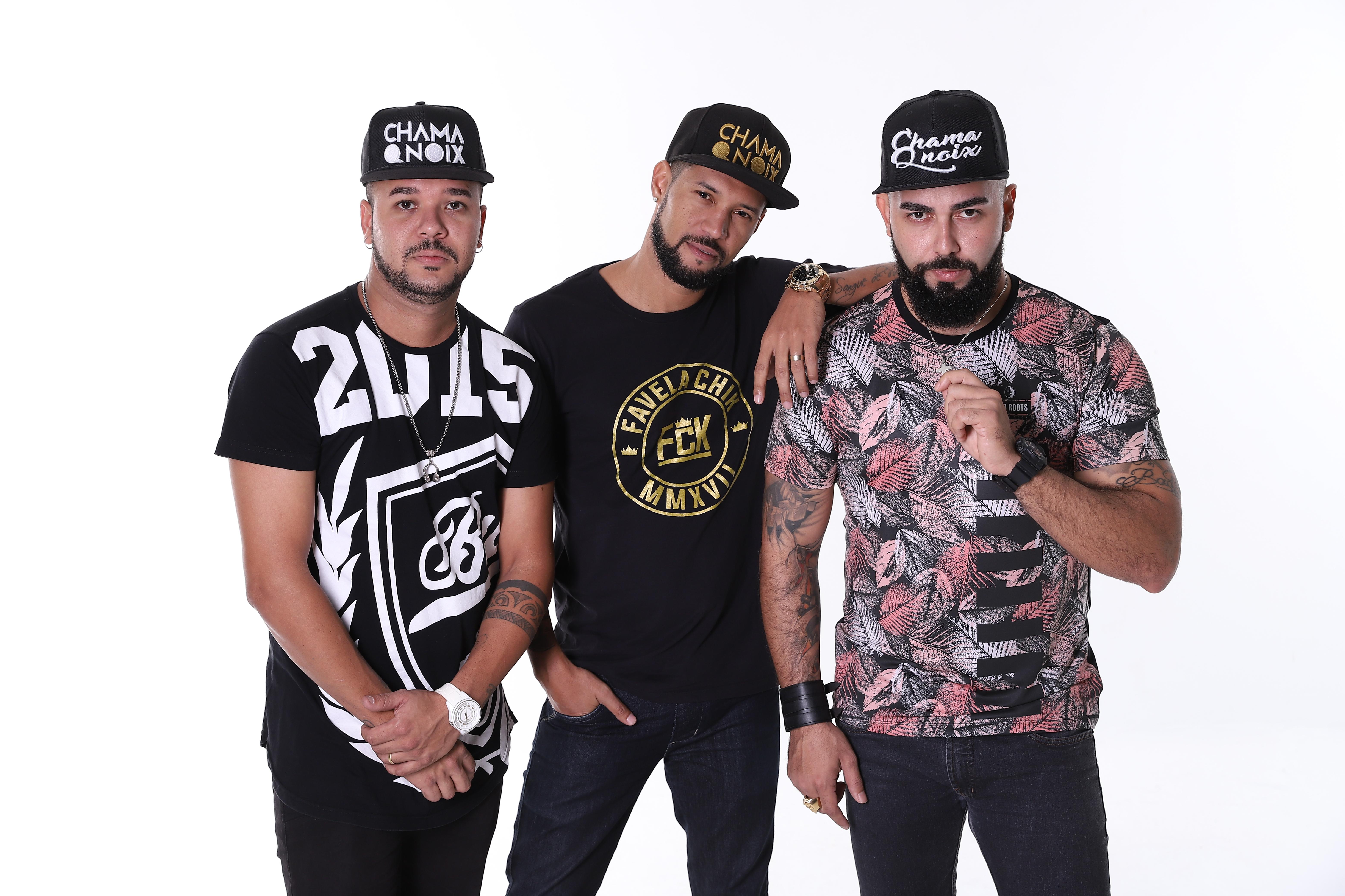 Chama Q Noix lança DVD Ao Vivo em Goiânia, domingo (30)