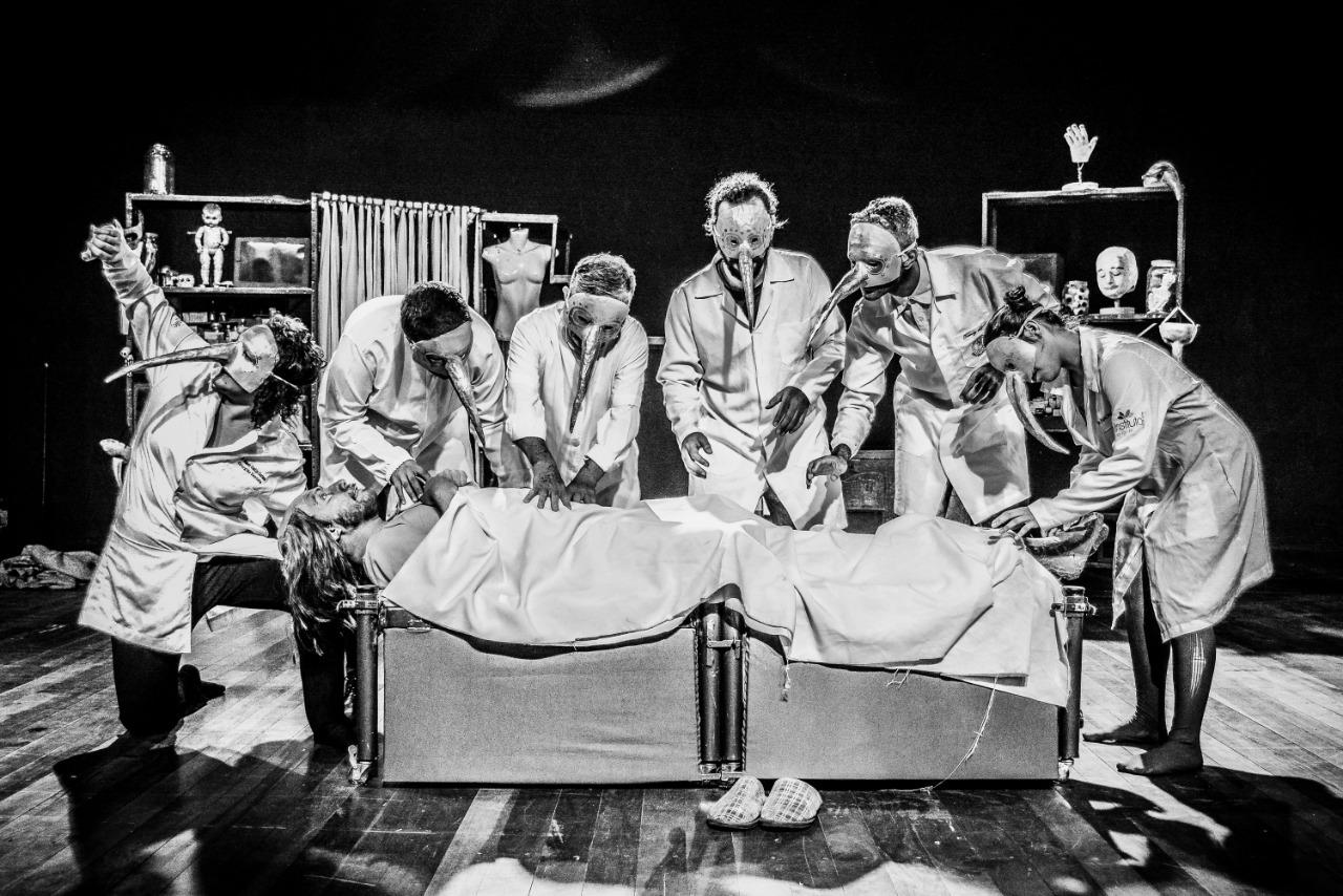 Anápolis recebe circuito teatral com espetáculos gratuitos