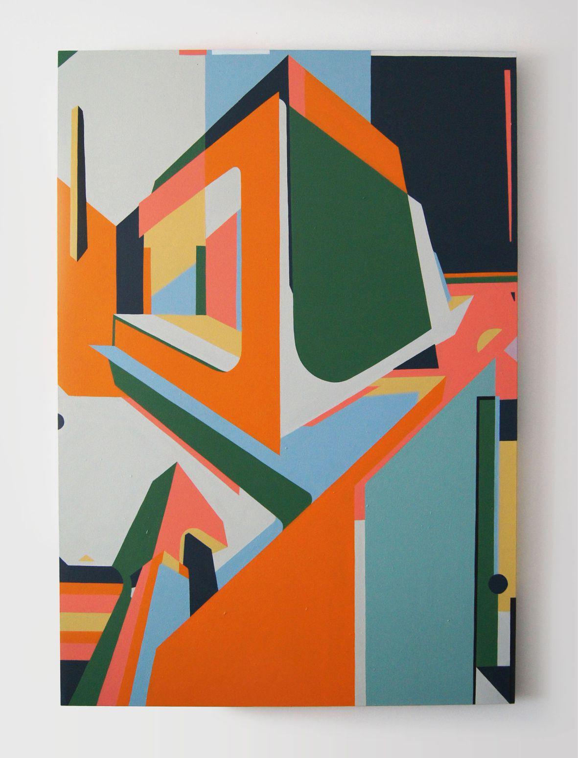 Haus Of Love recebe exposição do artista Selon