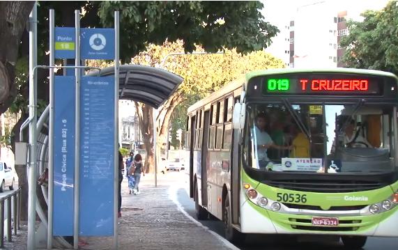 Relação de pontos de ônibus com a cidade é tema de pesquisa da UFG