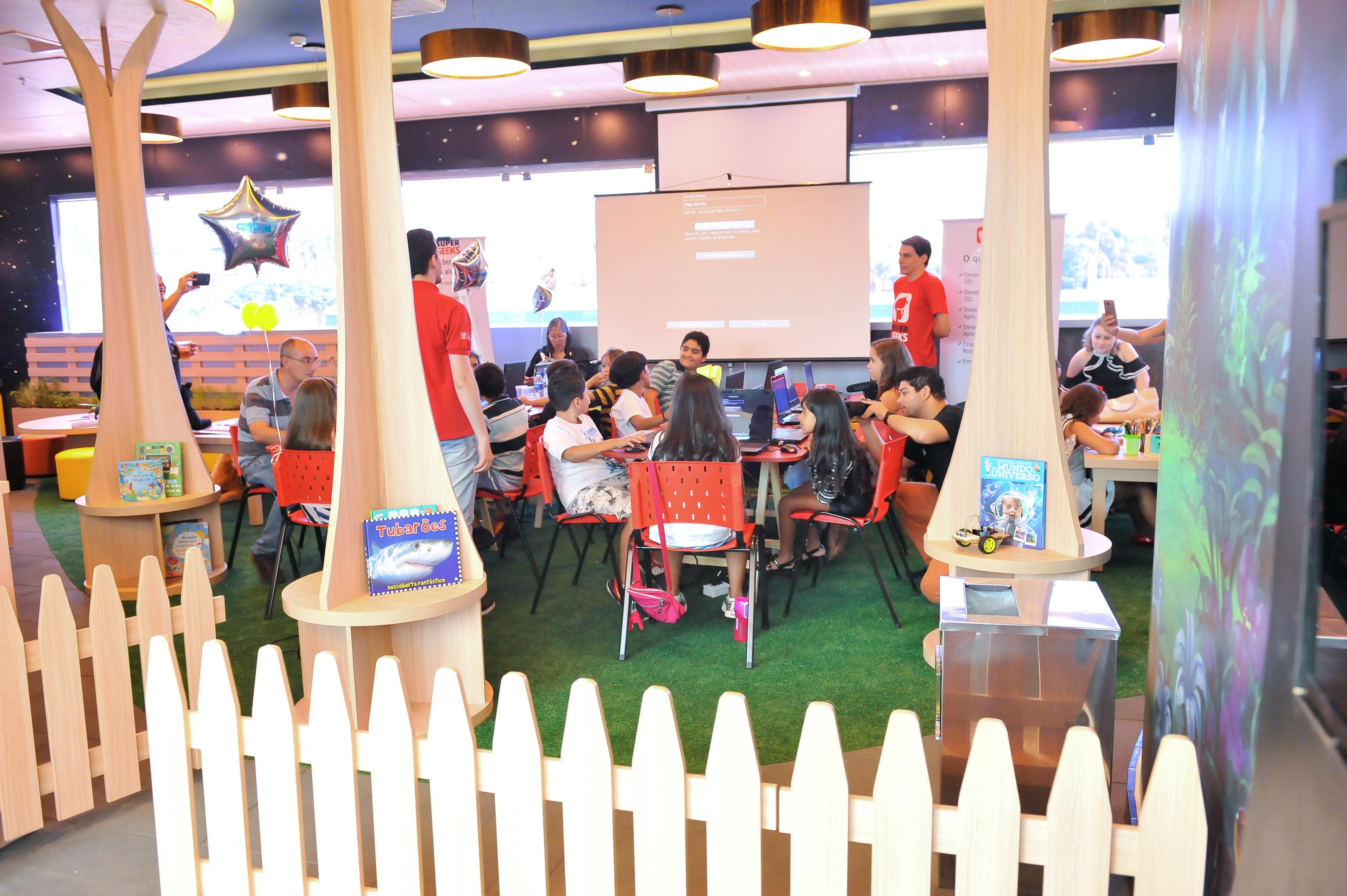Shopping oferece atividades gratuitas no fim de semana da criança