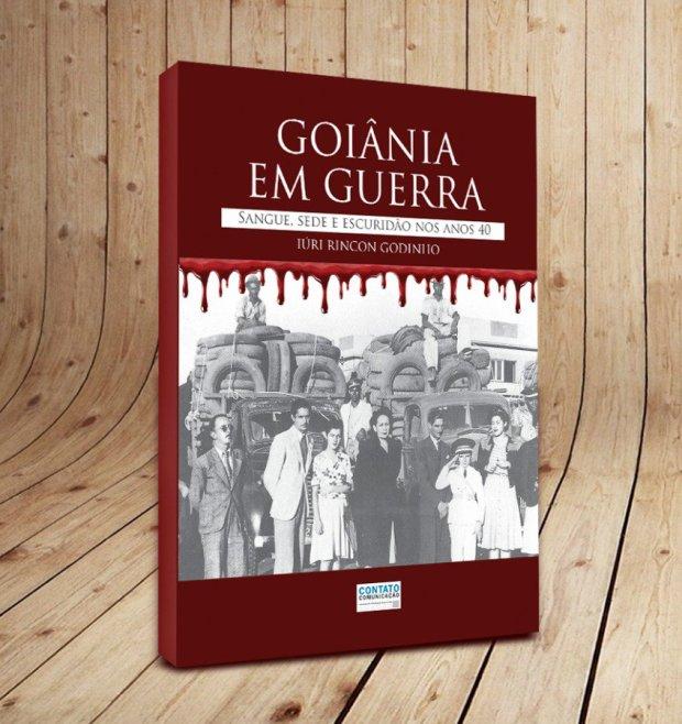 Iuri Godinho lança novo livro
