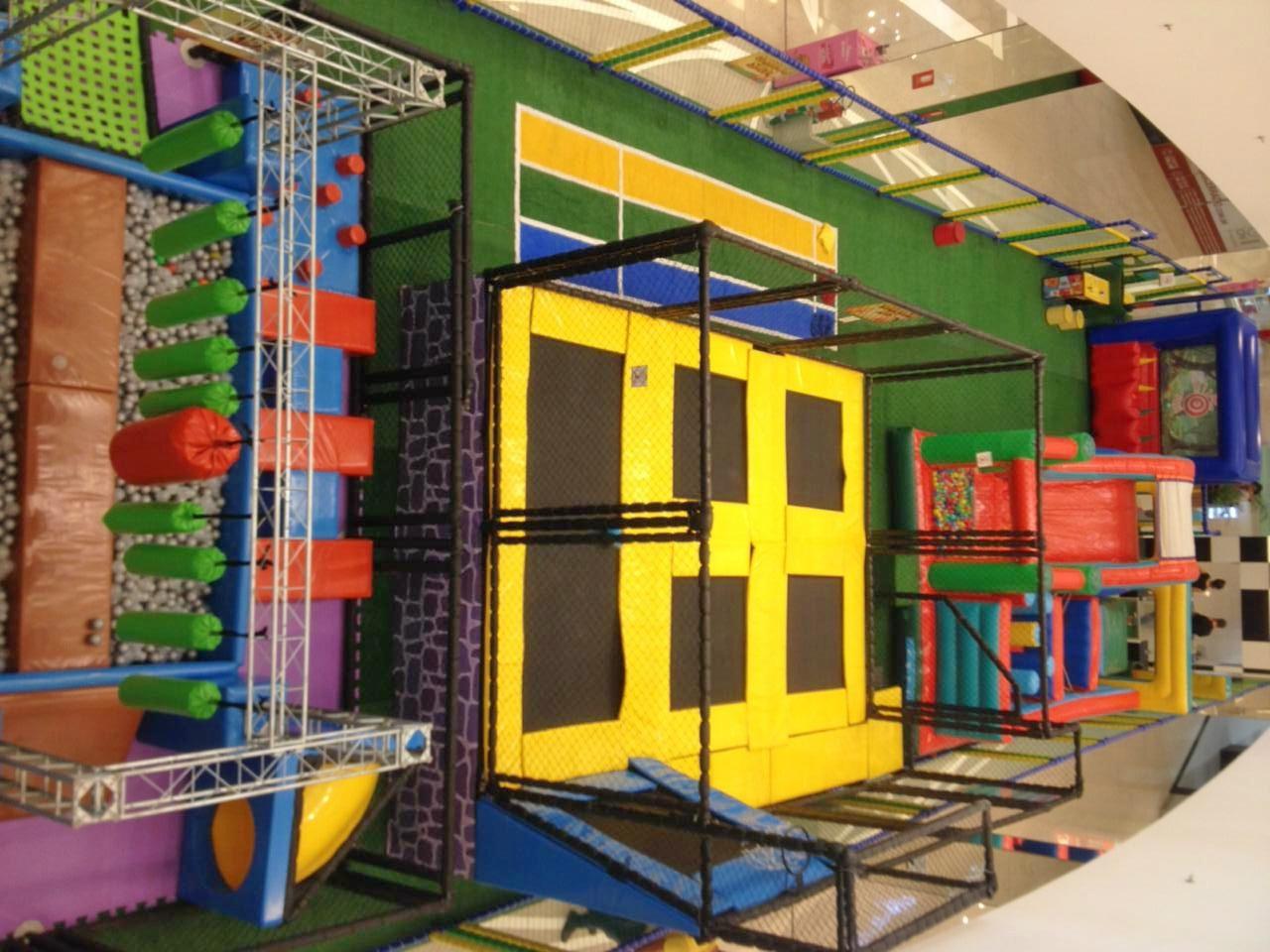 Nova atração de shopping em Goiânia estimula competição esportiva entre crianças