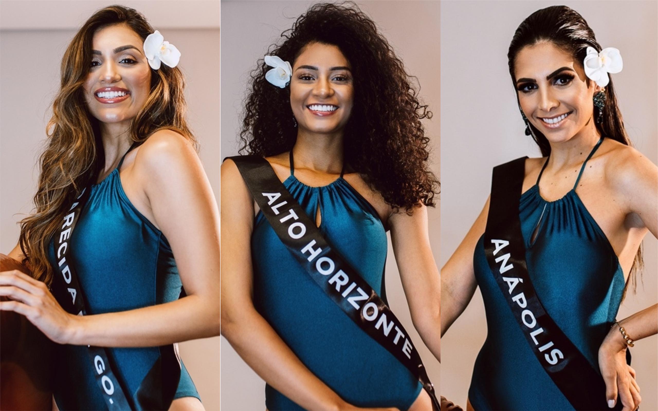 Miss Goiás será escolhida nesta sexta (26); conheça as candidatas