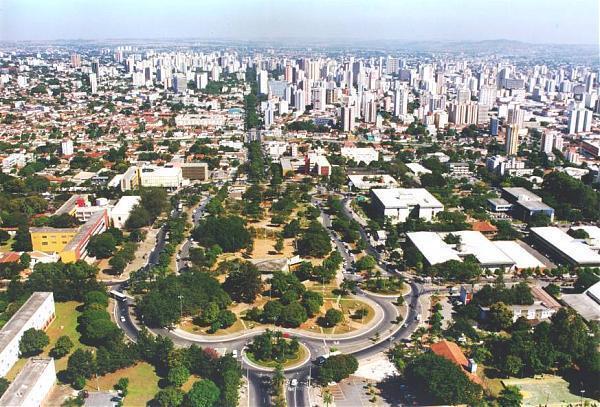 Setor Universitário é reduto de arte e cultura em Goiânia