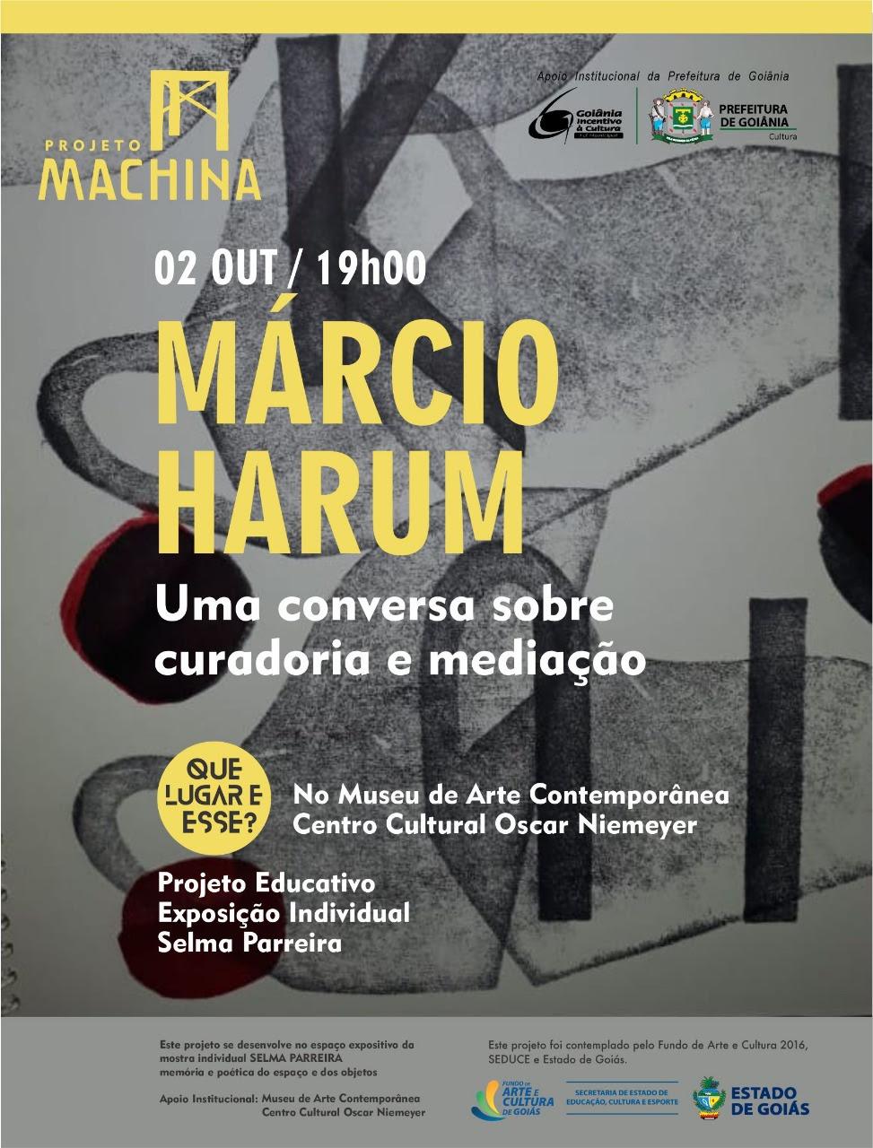Museu de Arte Contemporânea faz palestra gratuita sobre curadoria