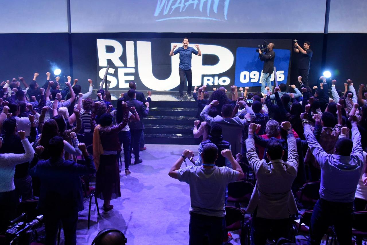 Goiânia recebe edição especial do Rise Up! Experience
