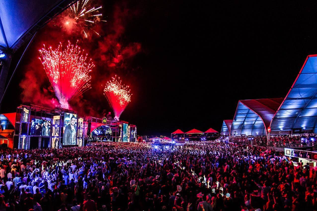 Caldas Country Show inova em 2018 com três dias de festival e reúne mais de 30 atrações