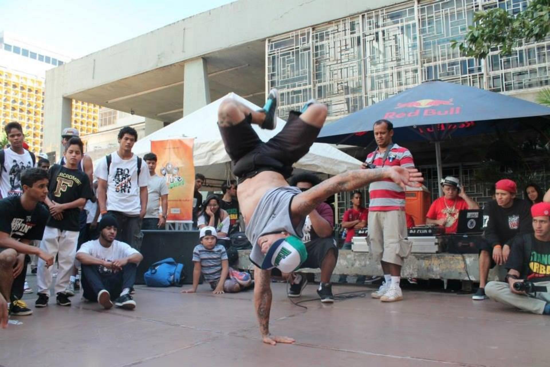 Goiânia recebe competição de dança de rua