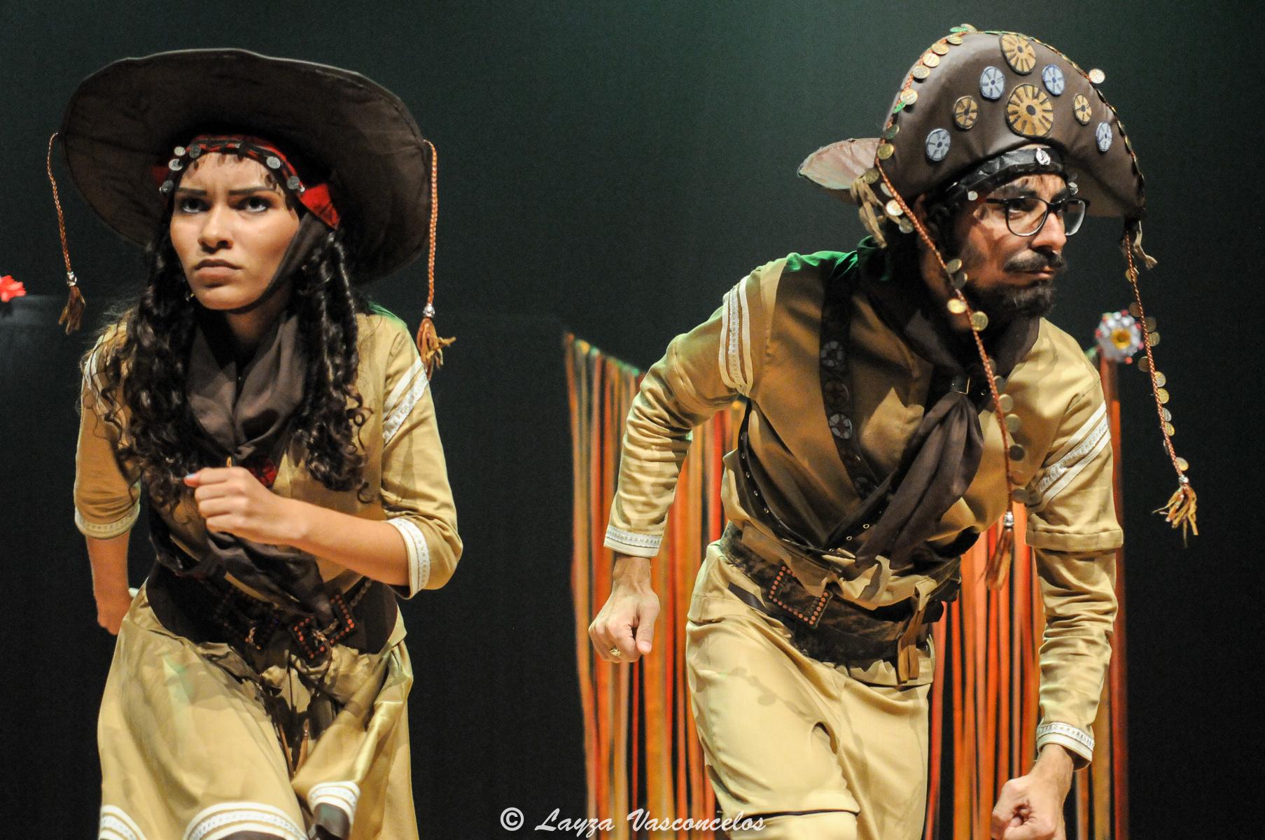 Espetáculo 'Maria Bonita – Flor de Mandacaru' tem apresentações gratuitas em Goiânia e região