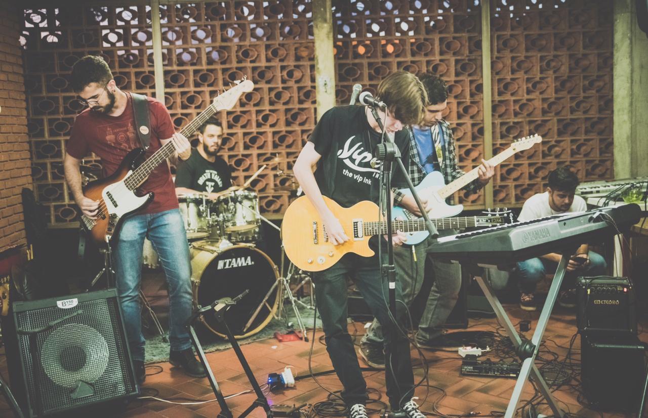 Boate em Goiânia recebe três novos projetos de Rock nesta sexta-feira (30)