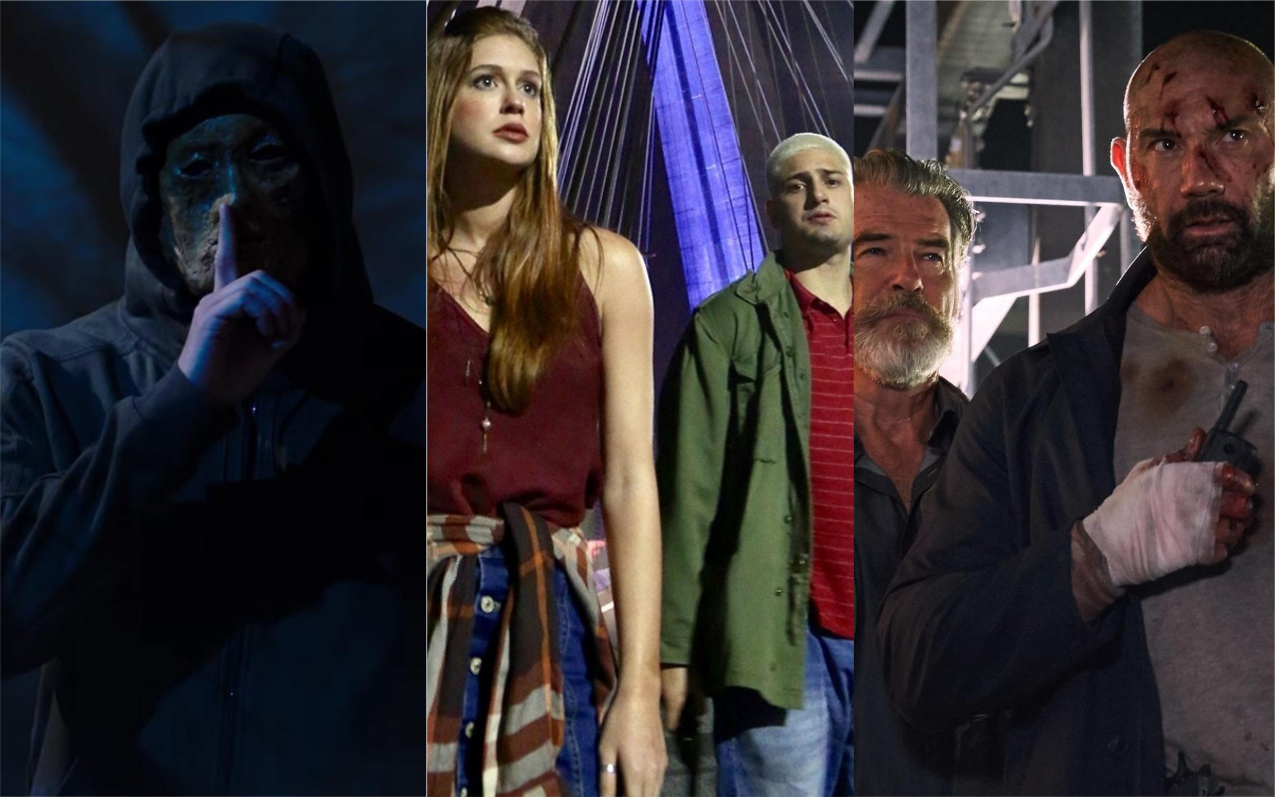 Confira as estreias da semana no cinemas em Goiânia