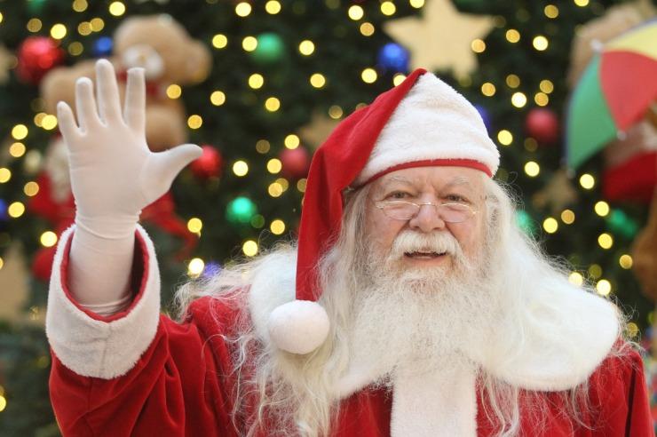 Shopping Cerrado recebe Papai Noel neste domingo (18) com atividades gratuitas