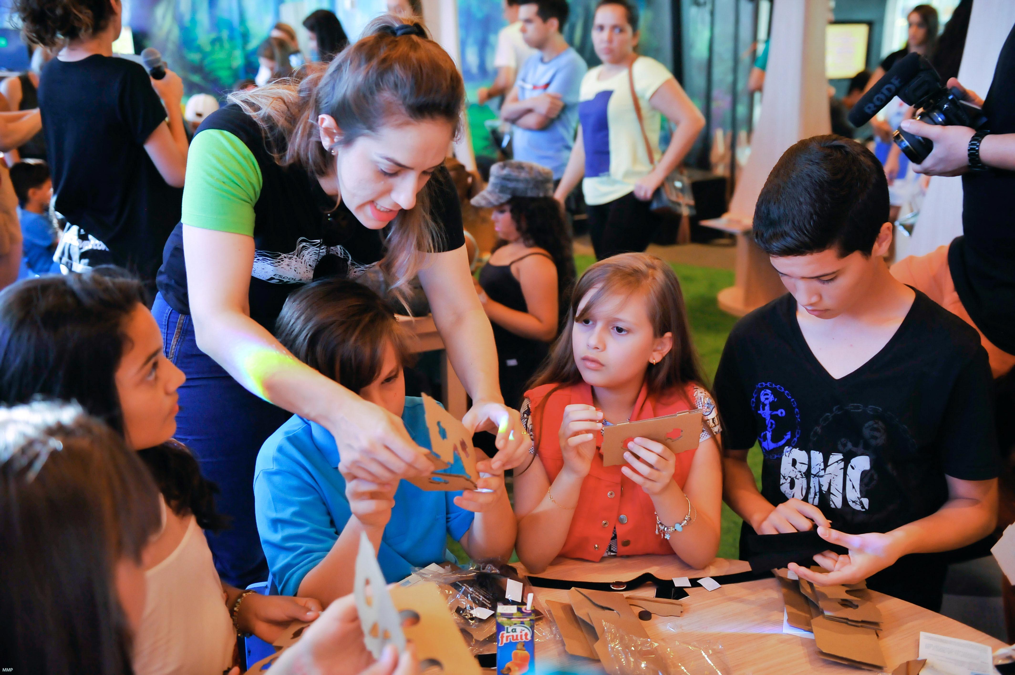 Shopping de Goiânia promove oficina gratuita de games para crianças e adolescentes