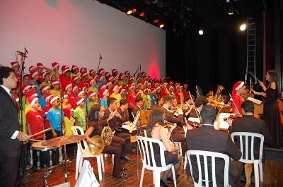 Cantata de Natal 2018 reúne mais de 500 alunos em Goiânia