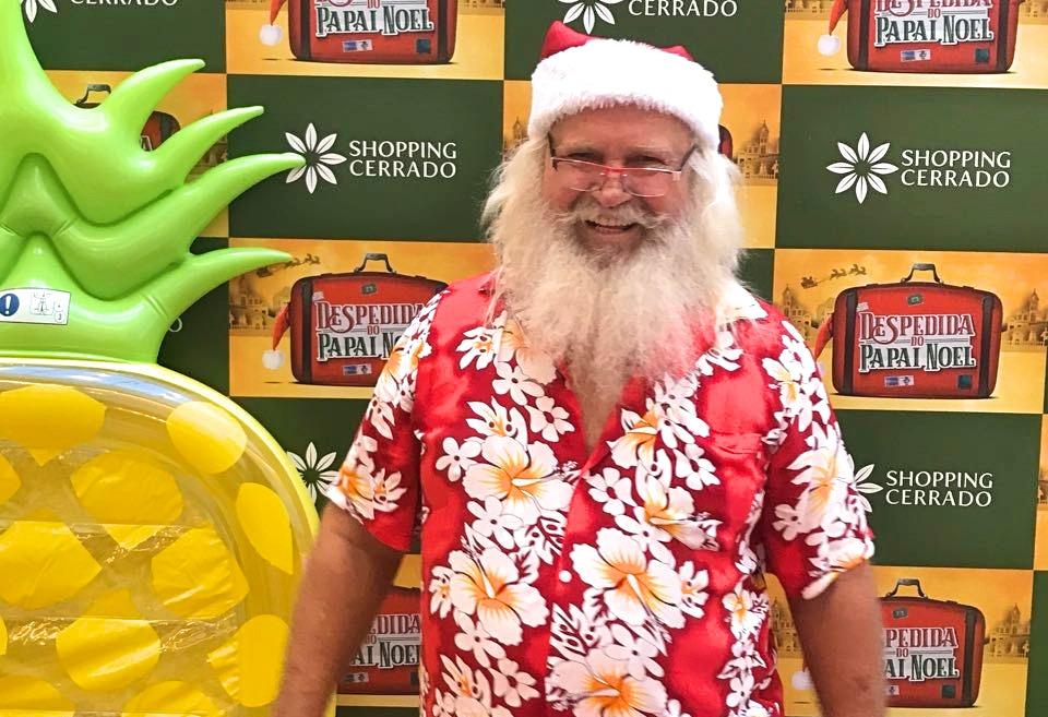 Shopping de Goiânia realiza Despedida do Papai Noel com atividades gratuitas