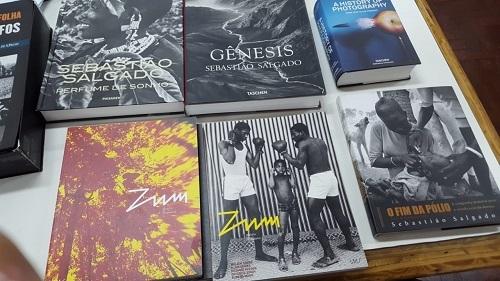 Museu da Imagem e do Som recebe doação de publicações raras sobre fotografia