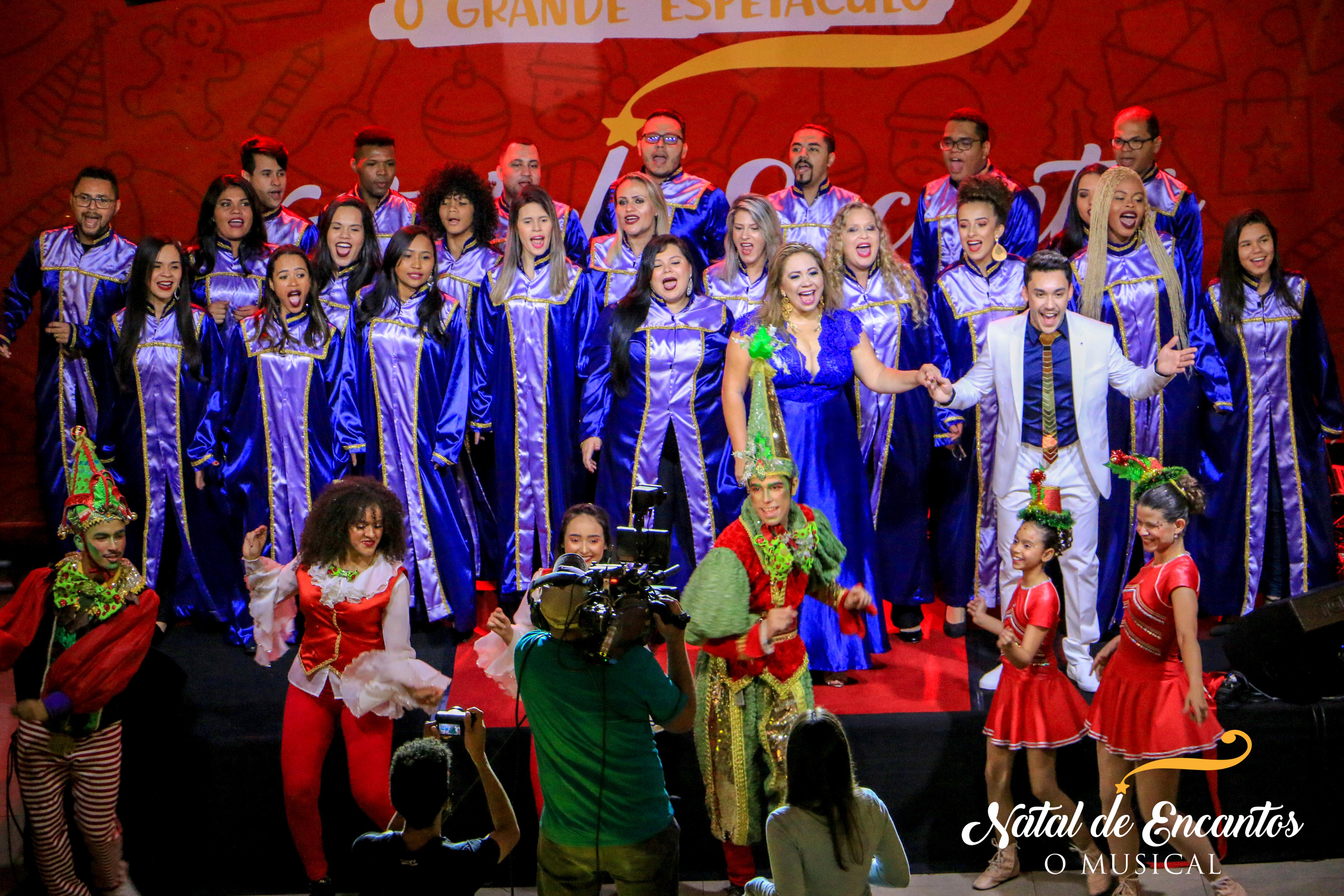 Goiânia recebe maior espetáculo natalino do estado