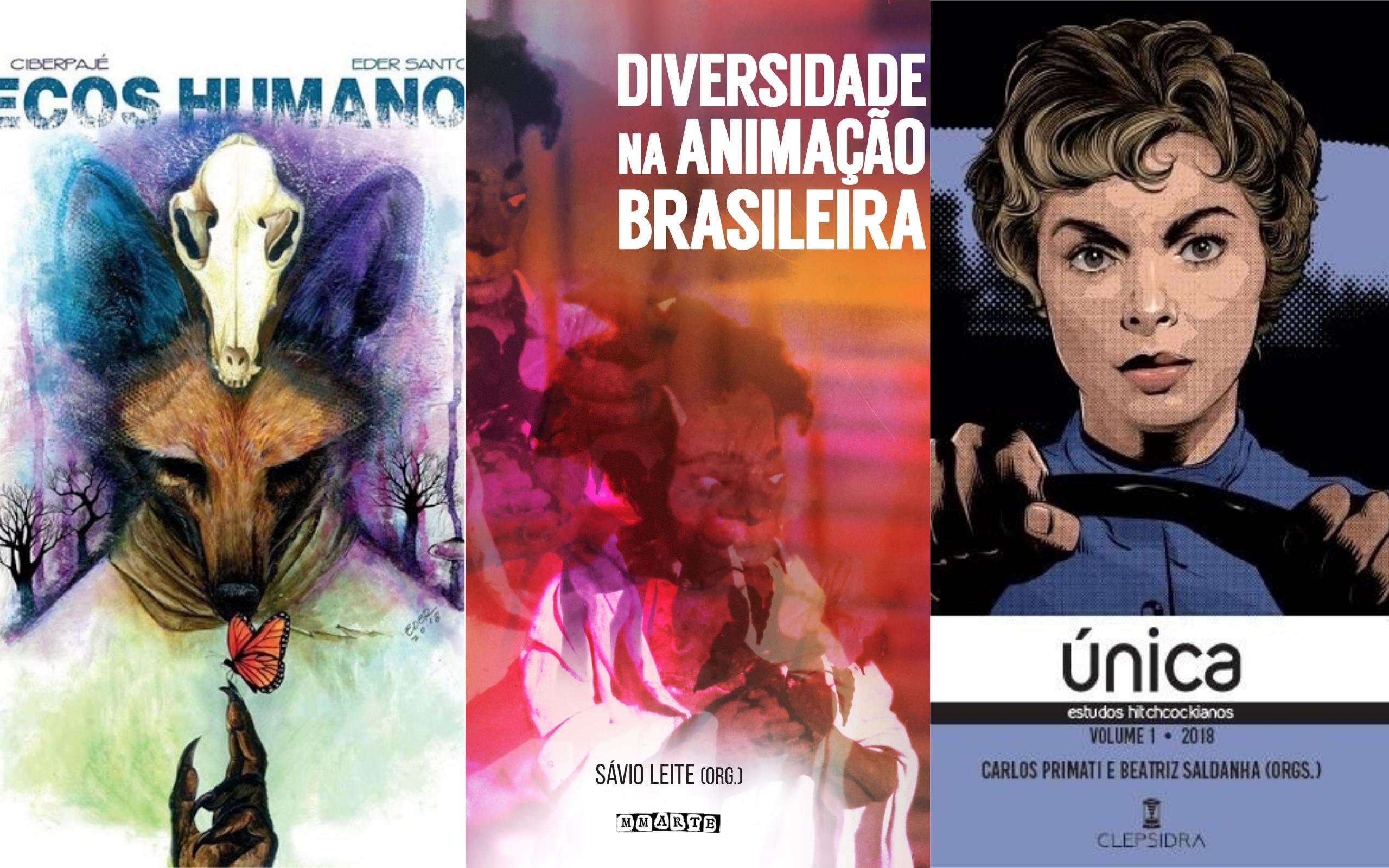 Mostra Internacional de Cinema Fantástico promove lançamento diário de livros