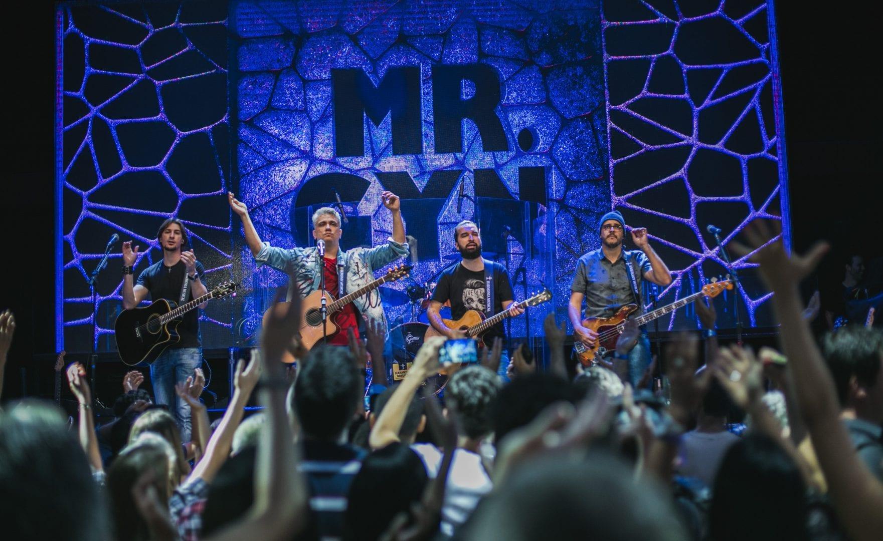 Réveillon Cerrado terá show com Mr.GYN