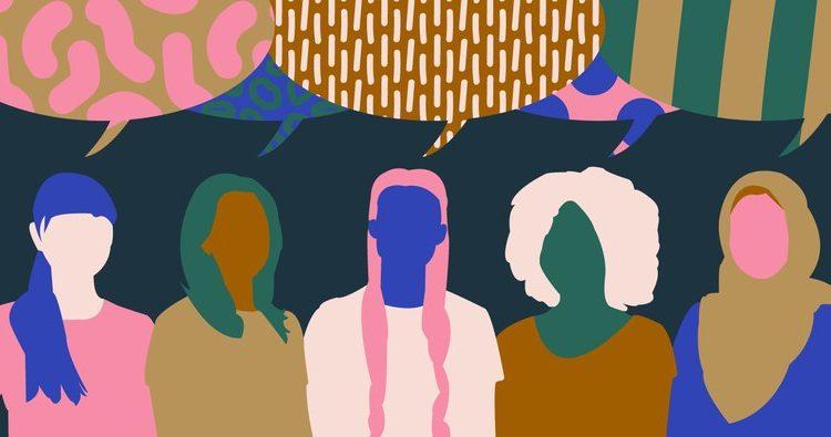 Mulheres se reúnem para roda de conversa sobre violência, em Goiânia