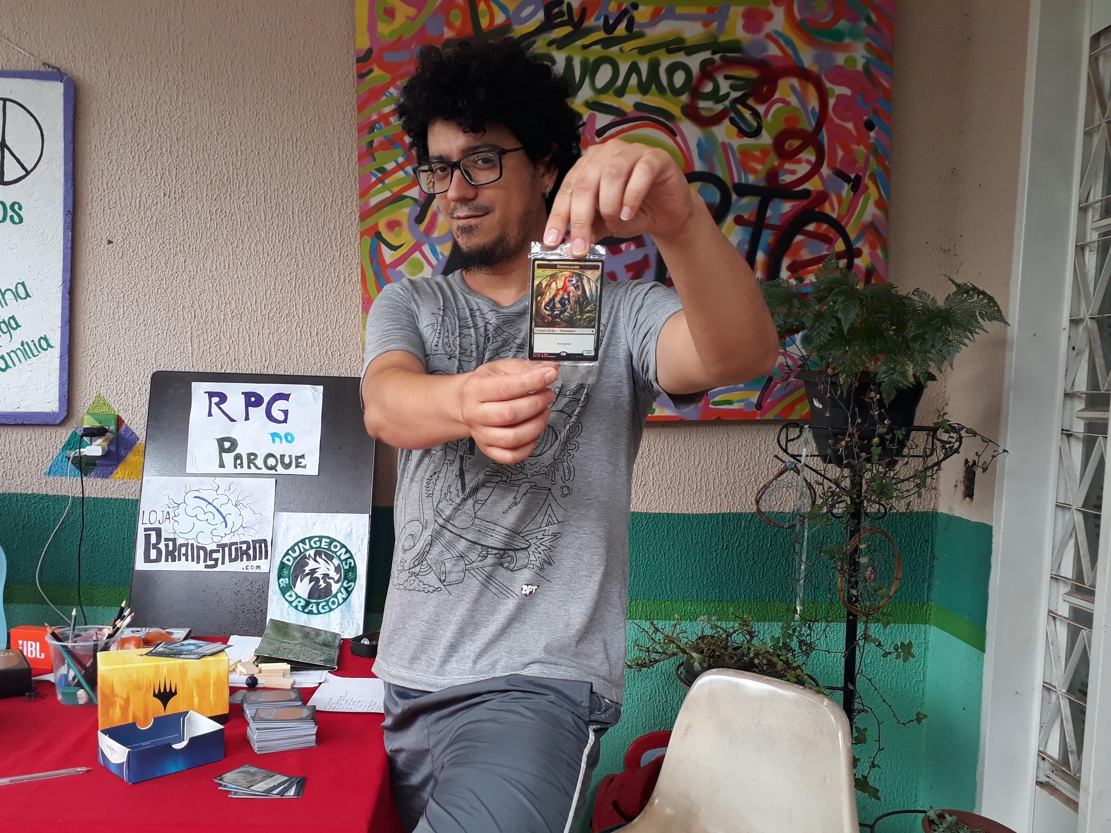 RPG no Parque ganha nova edição neste final de semana em Goiânia