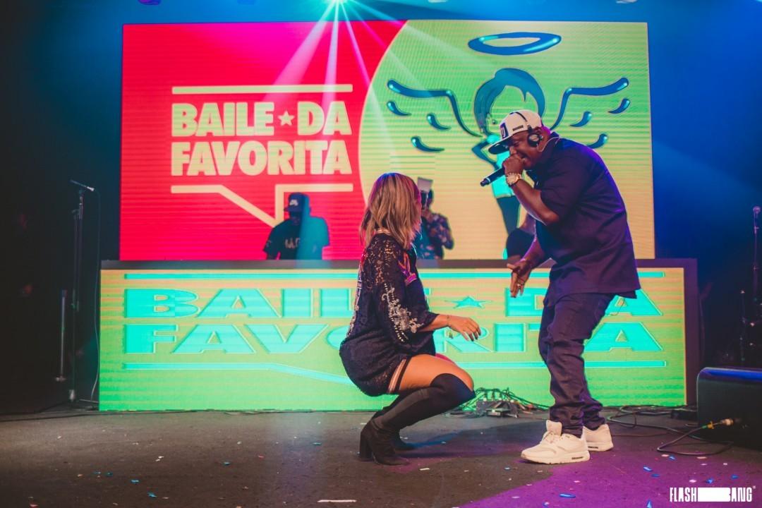 Baile da Favorita volta a Goiânia com o melhor do funk carioca