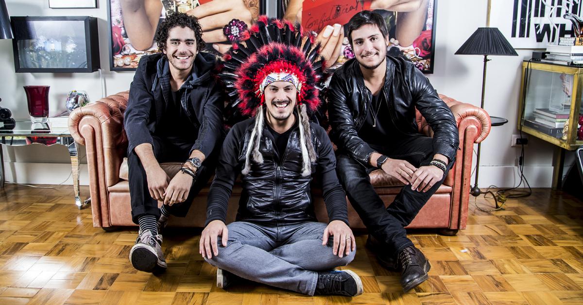 Boate em Goiânia recebe trio 'Make U Sweat' nesta sexta-feira (25)