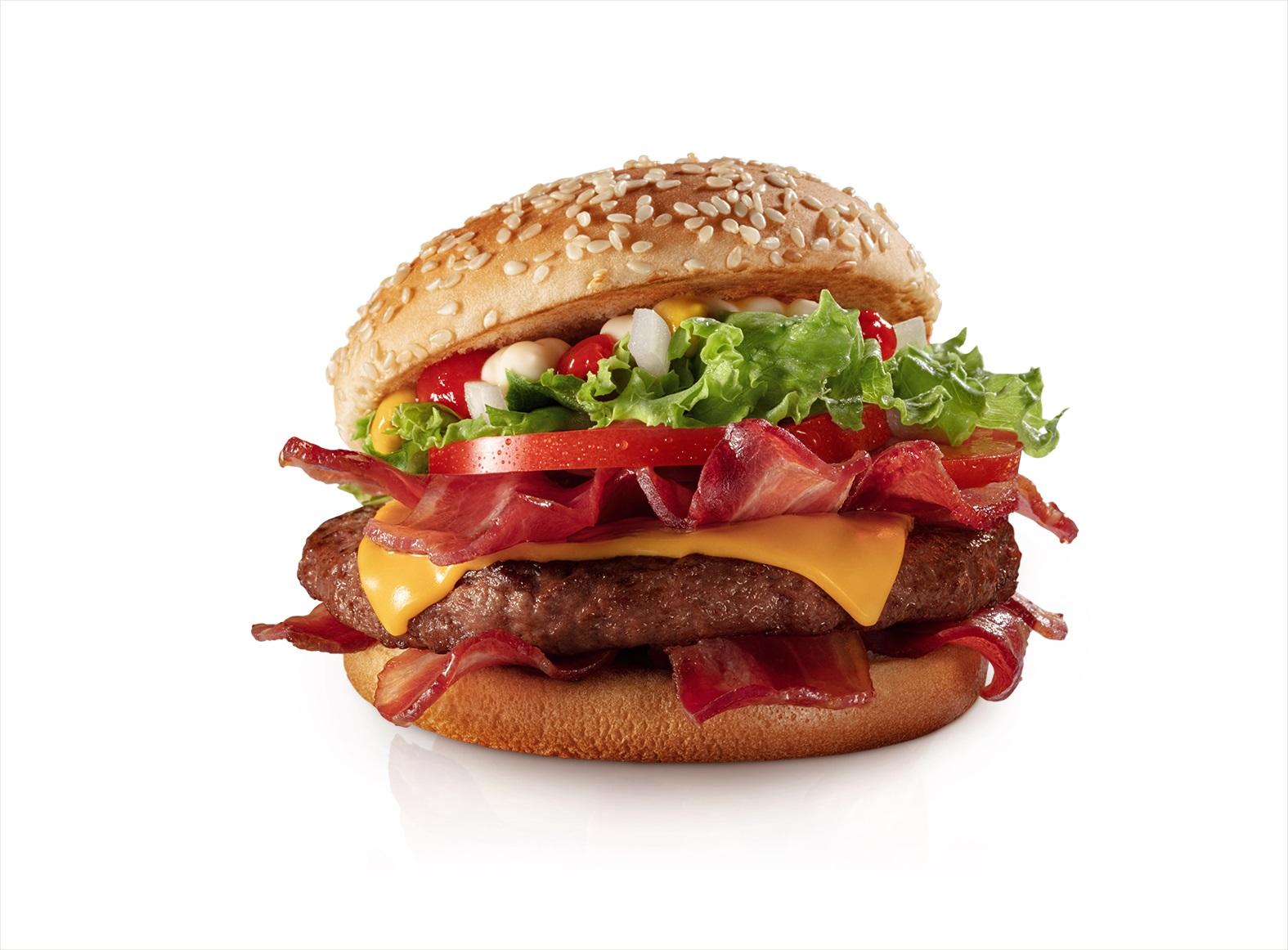 Janeiro: o mês do Bacon no McDonald's