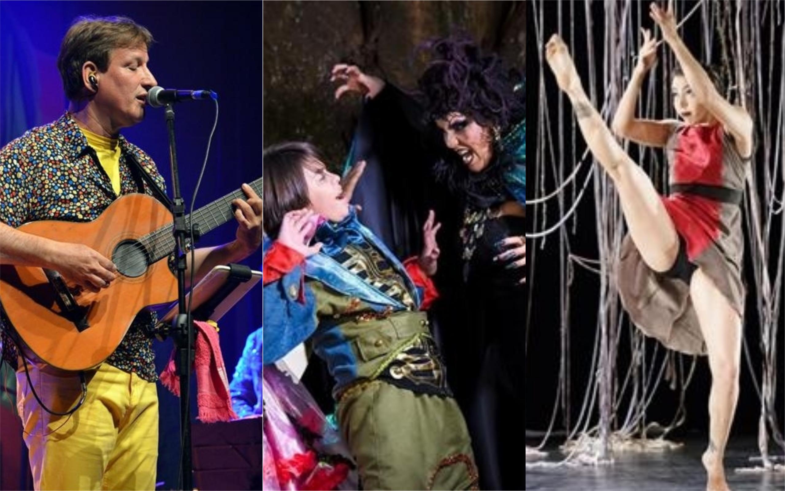 Confira a programação do Teatro Sesc Centro em fevereiro