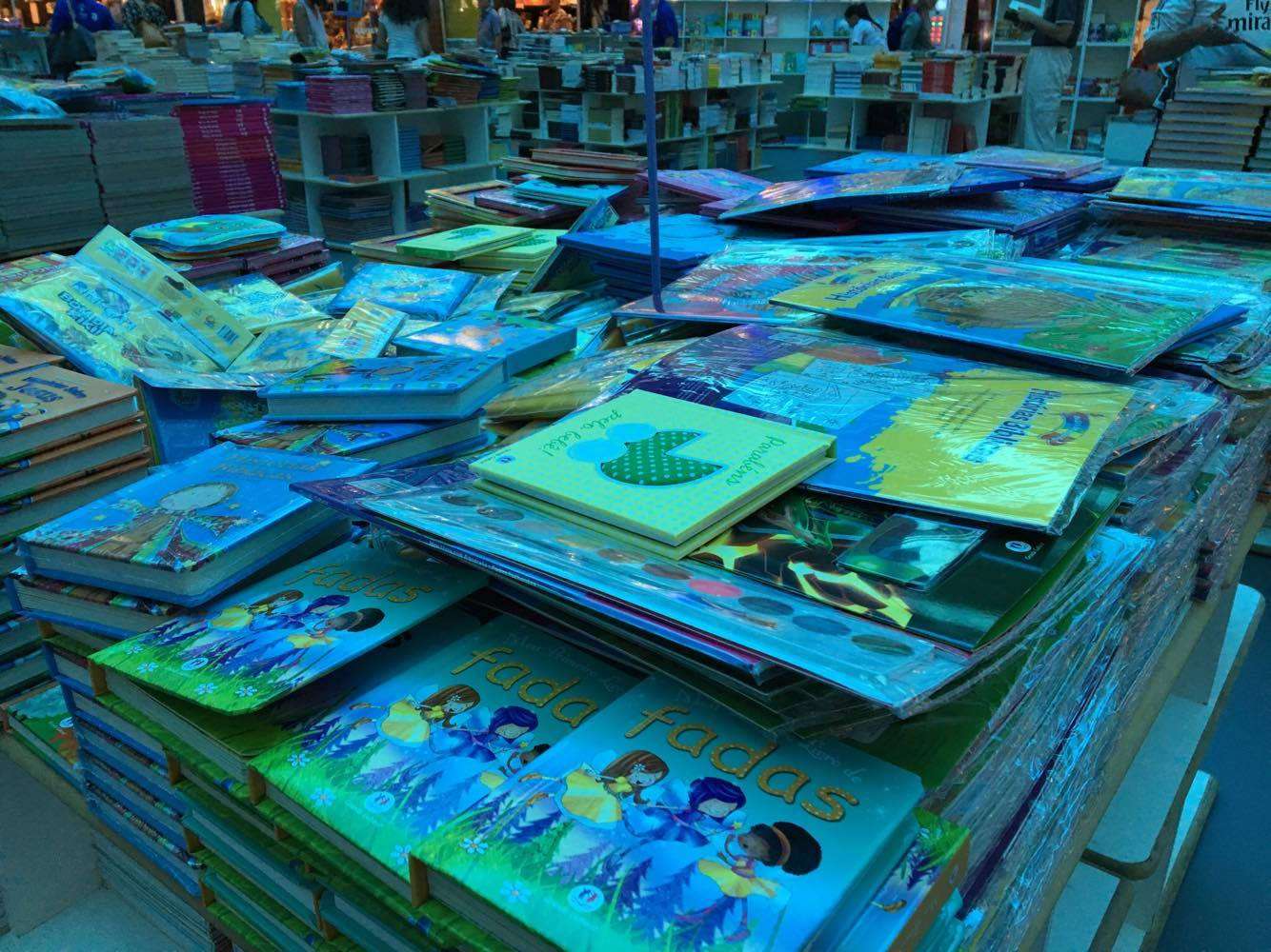 Feira de livros Book Lovers Kids é atração no Flamboyant