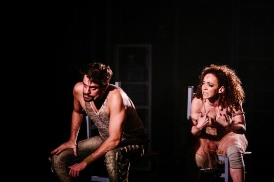 Musical Gota d'Água [a seco] chega a Goiânia para três apresentações