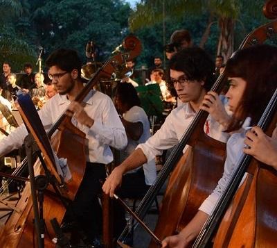 Orquestra Jovem Municipal abre temporada de 2019 com concerto no Teatro Goiânia