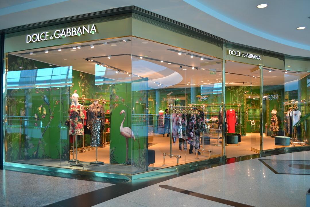 Shopping de Goiânia recebe loja da Dolce & Gabbana